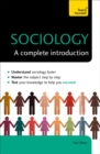 Image for Sociology  : a complete introduction