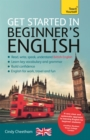 Image for Get started in beginner's English