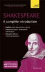 Image for Shakespeare  : a complete introduction