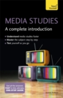 Image for Media studies  : a complete introduction