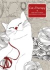 Image for Cat Therapy : A mindful colouring book for adults