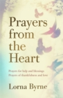 Image for Prayers from the heart  : prayers for help and blessings, prayers of thankfulness and love