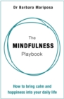 Image for The mindfulness playbook