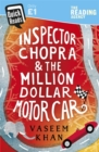 Image for Inspector Chopra and the million-dollar motor car