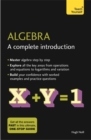 Image for Algebra  : a complete introduction