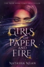 Image for Girls of paper and fire