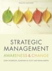 Image for Strategic management  : awareness & change
