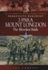 Image for 3 Para, Mount Longdon: the bloodiest battle