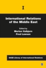 Image for International relations of the Middle East