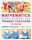 Image for Bundle:Haylock Maths Explained 5/e + Wkbook 2/e