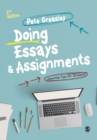 Image for Doing essays & assignments  : essential tips for students