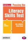 Image for Passing the literacy skills test