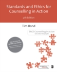 Image for Standards and ethics for counselling in action