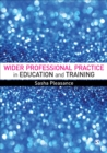 Image for Wider professional practice in education and training