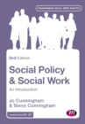 Image for Social policy & social work  : an introduction
