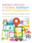 Image for Research methods in tourism, hospitality and events management