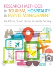 Image for Research methods in tourism, hospitality & events management