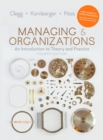 Image for Managing and organizations  : an introduction to theory and practice.