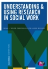 Image for Understanding & using research in social work