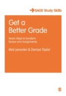Image for Get a better grade  : seven steps to excellent essays and assignments