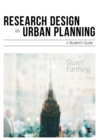 Image for Research design in urban planning: a student's guide