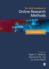Image for The SAGE handbook of online research methods