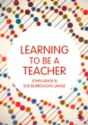 Image for Learning to be a teacher