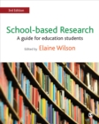 Image for School-based research  : a guide for education students
