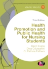 Image for Health promotion and public health for nursing students