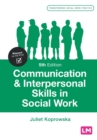 Image for Communication & interpersonal skills in social work
