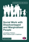 Image for Social work with disadvantaged and marginalised people