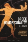 Image for Greek homosexuality