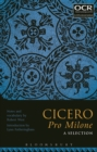 Image for Cicero pro Milone: a selection