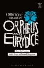 Image for Orpheus and Eurydice  : a graphic-poetic exploration