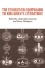 Image for The Edinburgh companion to children's literature