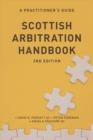 Image for Scottish arbitration handbook