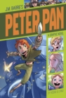 Image for J.M. Barrie's Peter Pan  : a graphic novel