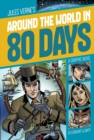 Image for Jules Verne's Around the world in 80 days  : a graphic novel