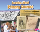 Image for Learning about primary sources