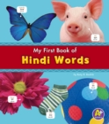 Image for My first book of Hindi words