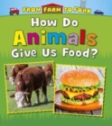Image for From Farm to Fork: Where Does My Food Come From? Pack A of 4