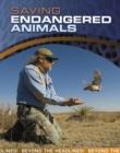 Image for Saving endangered animals