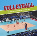 Image for Volleyball  : rules, equipment and key playing tips