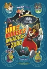 Image for The lion and the mouse and the invaders from Zurg  : a graphic novel
