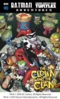 Image for The clown and the clan