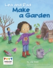 Image for Lea and dad make a garden