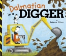 Image for Dalmatian in a digger