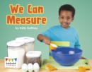 Image for We can measure