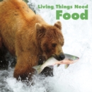 Image for Living things need food