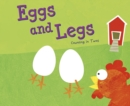 Image for Eggs and legs  : counting in twos